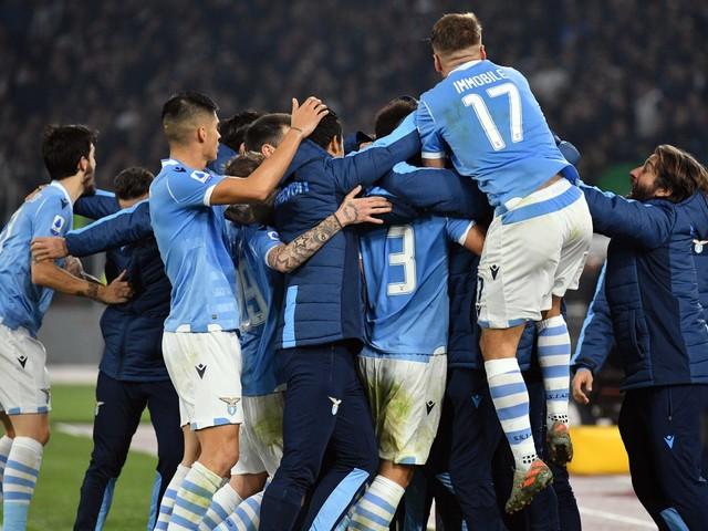 Lazio, è un tris da scudetto. La Signora s'inchina a Inzaghi