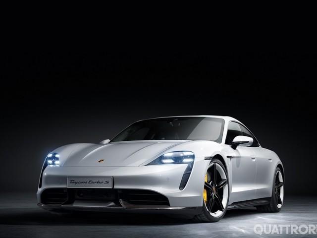 Porsche Italia - Un anno da record con la Taycan e le 911