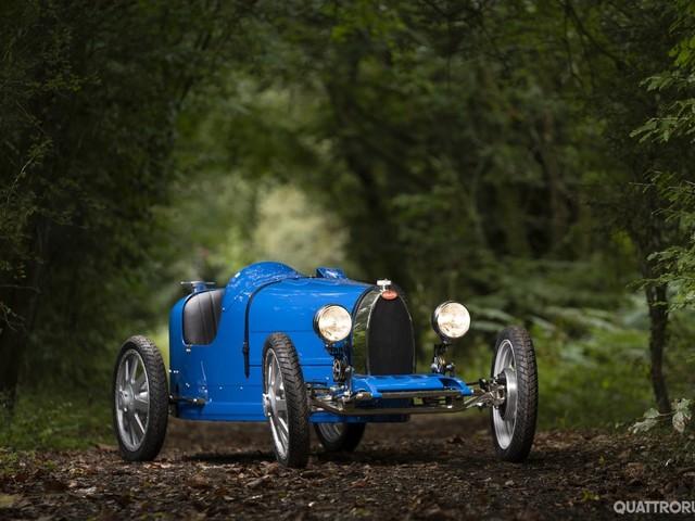 Baby II - Una Bugatti da 30.000 euro