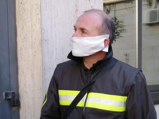 VV.FF.: pompieri ancora senza mascherine chiedono di essere sottoposti a screening