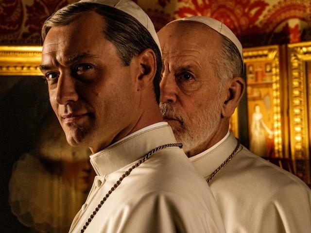 The New Pope: il trailer