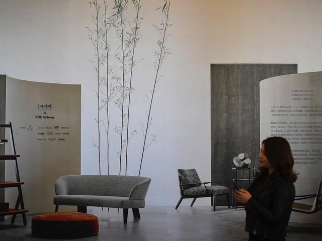 """Salone del Mobile, a Shanghai l'arredo contemporaneo sulla """"Via del design"""" italiano"""