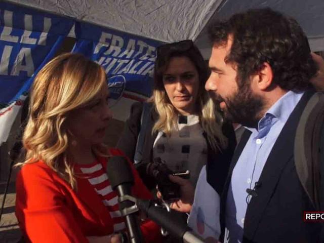 Report, Ranucci indaga sul calcio, racconta la gig economy e risponde alla Meloni