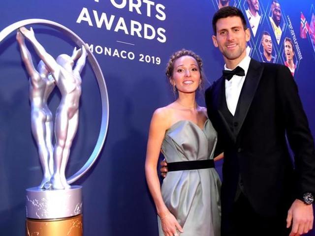 I Laureus Awards 2019 Vincono Djokovic e la Biles