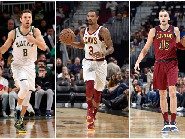Scambio a tre Cleveland-Milwaukee-Washington