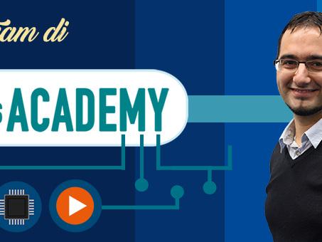 Il team di EOS-Academy: Maurizio Di Paolo Emilio