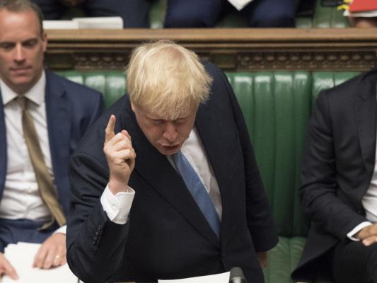La giornata più lunga di Boris Johnson a Westminster