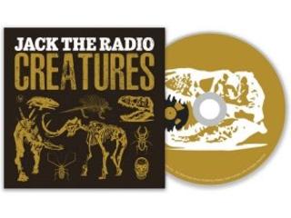Anche Agli Extraterrestri Piace Il Rock & Roll! Jack The Radio – Creatures