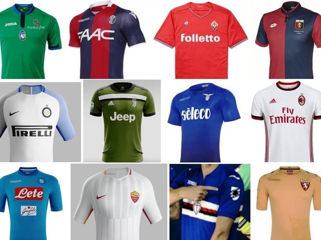 Serie A – Ufficializzati i colori delle maglie. La Fiorentina ha scelto un colore preciso per la 3° divisa