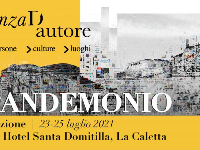 Ponza D'Autore, dal 23 al 25 luglio la 13esima edizione: ecco il programma. Tra gli ospiti Cirinnà, Gomez, Toti e Sileri