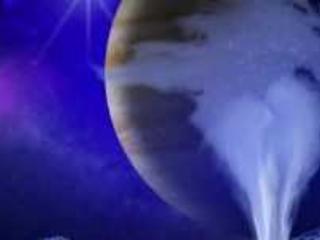 Confermati i pennacchi contenenti vapore acqueo emessi dalla luna di Giove Europa