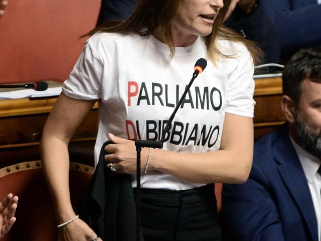 """Il Pd vuole mettere a tacere tutto: """"No alle magliette su Biabbiano"""""""