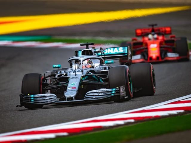 F.1, GP Cina - Dominio Mercedes a Shanghai