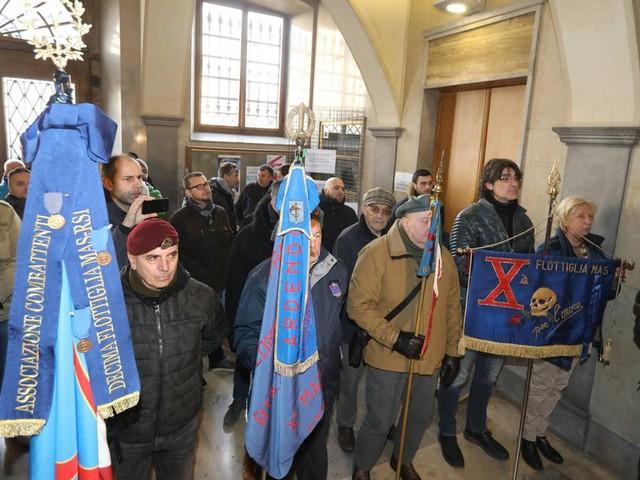 Il Tribunale stoppa il ricorso dell'Anpi: ricordare la Decima Mas non è fascista