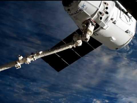 Il cargo spaziale Dragon di SpaceX ha raggiunto la Stazione Spaziale Internazionale nella sua missione CRS-18