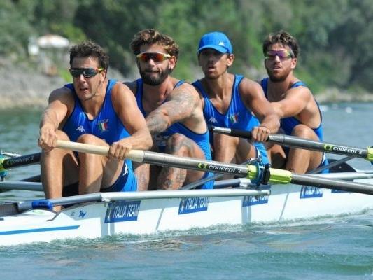 Canottaggio, Europei 2020: i convocati dell'Italia. 62 azzurri cercano gloria a Poznan