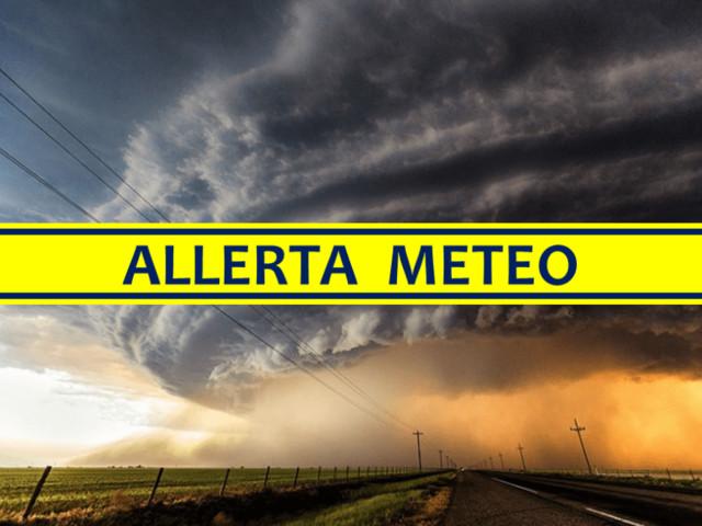 Allerta Meteo Gialla nel Palermitano, arrivano i temporali