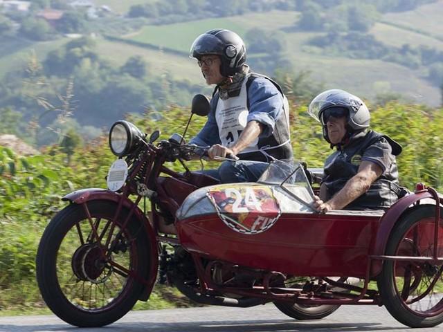 Le moto d'epoca a Recanati: si rievoca il Circuito dell'Infinto