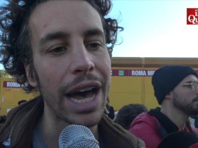 """Sardine a Roma, Santori: """"Un partito? Fretta cattiva consigliera"""". E su incontro con Conte: """"Sarà ultima fase, ora torniamo sui territori"""""""
