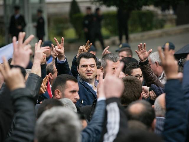 Tirana, domani in programma la protesta dell'opposizione