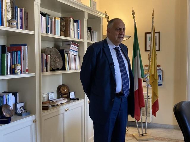 """Covid-19, Lagalla (Sicilia): """"A lavoro per ripristinare l'attività didattica in presenza"""""""