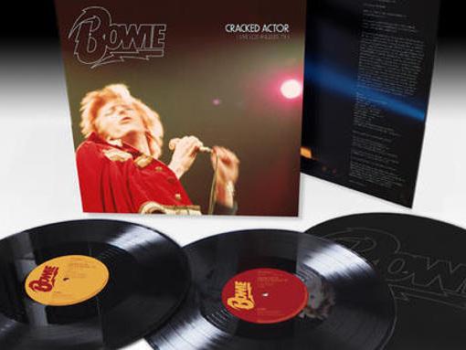 I due album inediti di David Bowie rilasciati per il Record Store Day