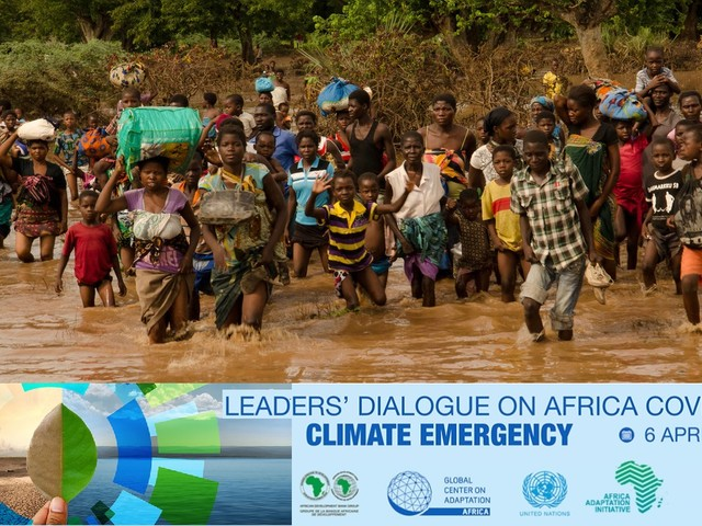 Accelerare l'adattamento climatico in Africa per rispondere alle crisi del Covid-19 ed economica
