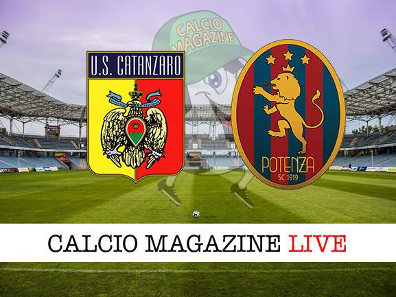 Serie C, Catanzaro – Potenza: diretta live, risultato in tempo reale