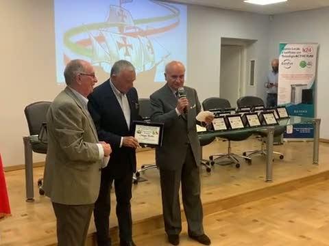 Fondazione An, Marra premiato per il Libro dei Fatti