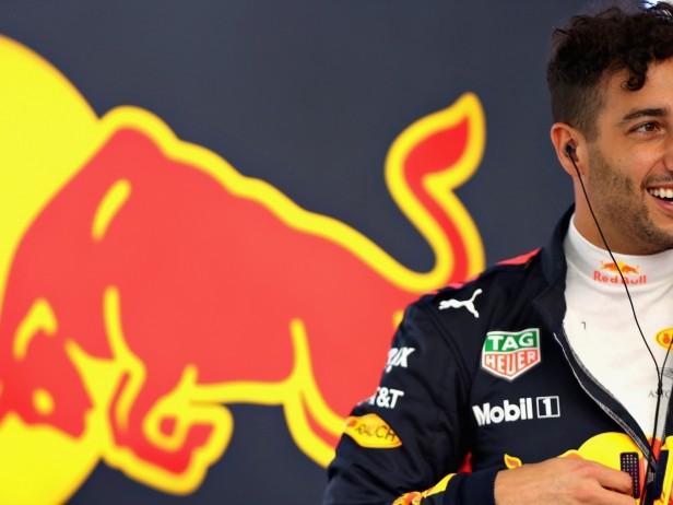 """Ricciardo: """"Cambiare l'ala mossa decisiva"""""""