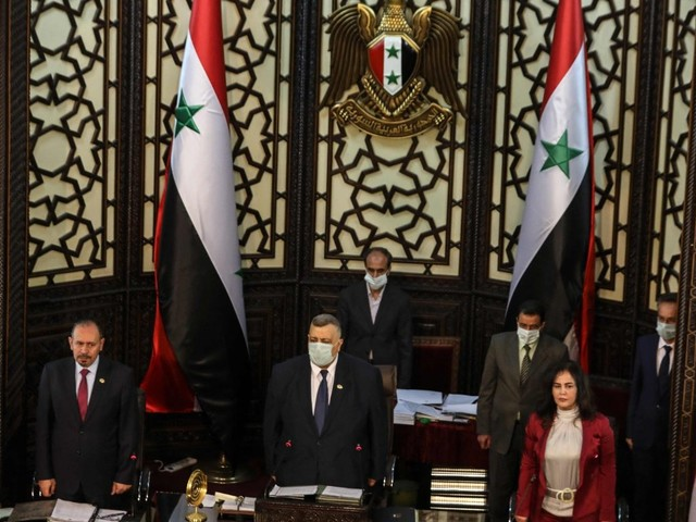 Syria to hold Presidential election in May