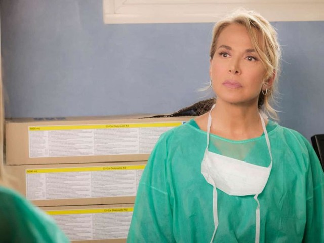 Replica La dottoressa Giò, il primo episodio sarà on-line su Mediaset Play
