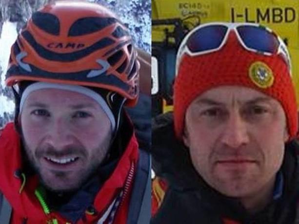 Travolti da una valanga, morti due alpinisti sulla Grignetta