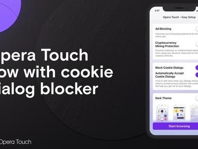 Ecco le interessanti novita' in arrivo per Opera Touch Browser su IOS e Android