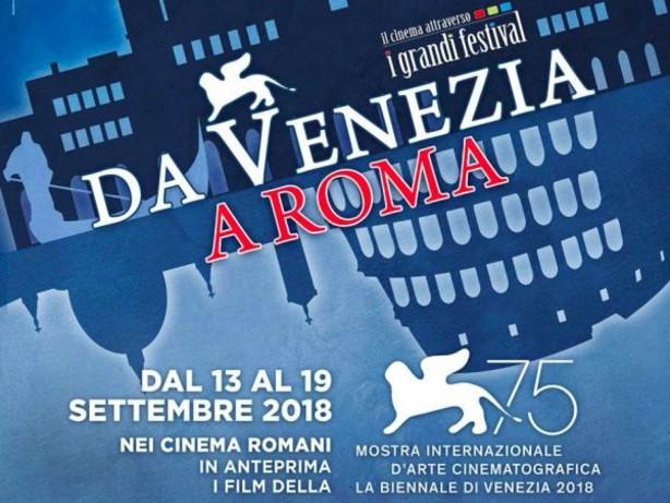 #Venezia76 – Da Venezia a Roma, il programma