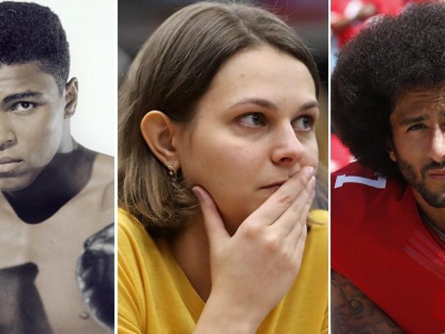 """Perdere nello sport, vincere nella vita: gli atleti """"ribelli"""" che hanno detto no prima di Anna Muzychuk"""