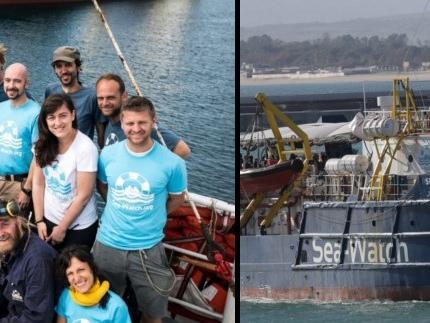"""Sea Watch naviga verso la Libia: """"Torniamo a soccorrere i migranti"""""""