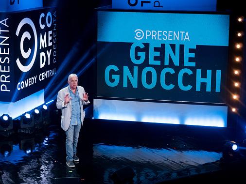 Comedy Central Presenta: lunedì sera tocca alla comicità di Gene Gnocchi