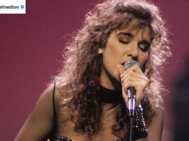 Celine Dion hair story: l'evoluzione dalla frangia baby ai look anni '80 a oggi