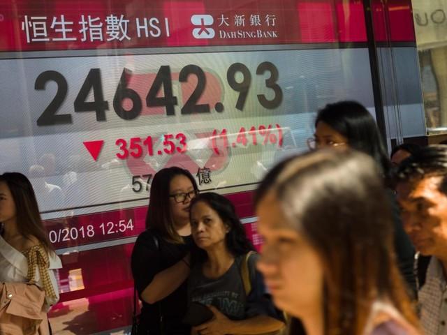 Borse Asia in ordine sparso. Tokyo scivola con la manifattura