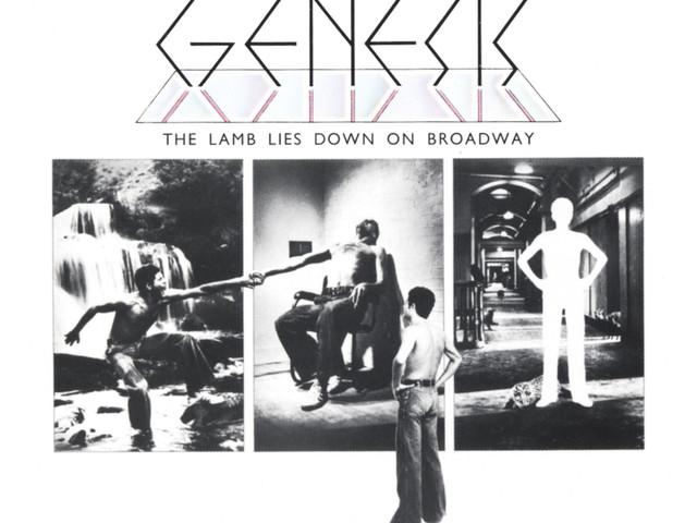 """""""The Lamb Lies Down On Broadway"""" è il grande affresco simbolico del genio dei Genesis di Peter Gabriel"""