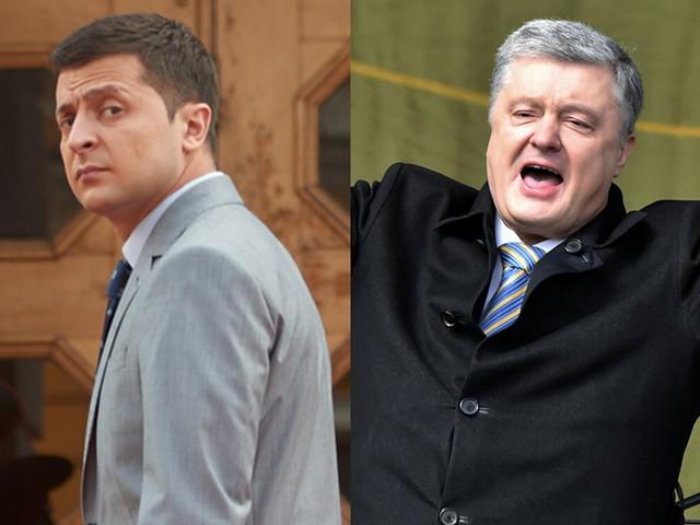 Voto in Ucraina, trionfo di Zelensky Ko il presidente uscente Poroshenko