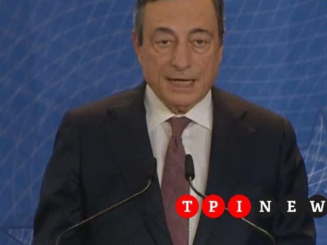 """Il discorso di Draghi per l'addio alla Bce: """"È il momento di più Europa"""". Mattarella: """"Grazie Mario"""""""