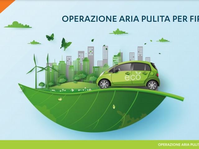 Operazione aria pulita a Firenze: stop ai diesel inquinanti e 3,5 milioni di euro di incentivi per sostituire le auto