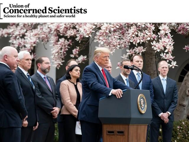 Trump e il Coronavirus: le corporations prima delle persone