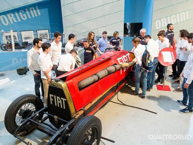 Quattroruote Academy - Si è concluso il master per restauratori di auto d'epoca