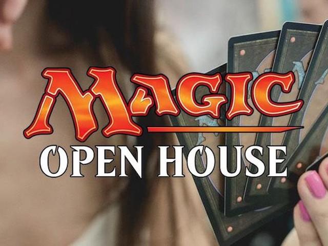 Magic Open House: il week-end del 22 e 23 settembre impara a giocare a Magic: The Gathering