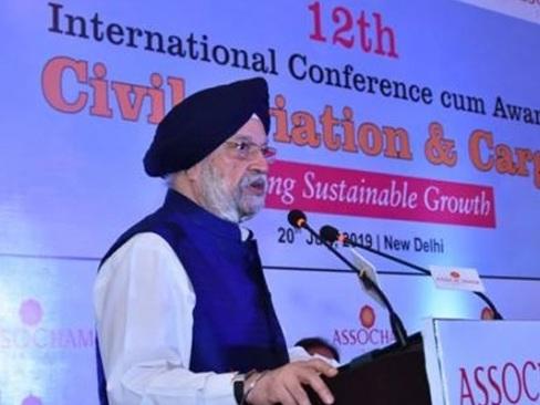 Ministry will not tolerate compromise on air safety: Hardeep Singh Puri