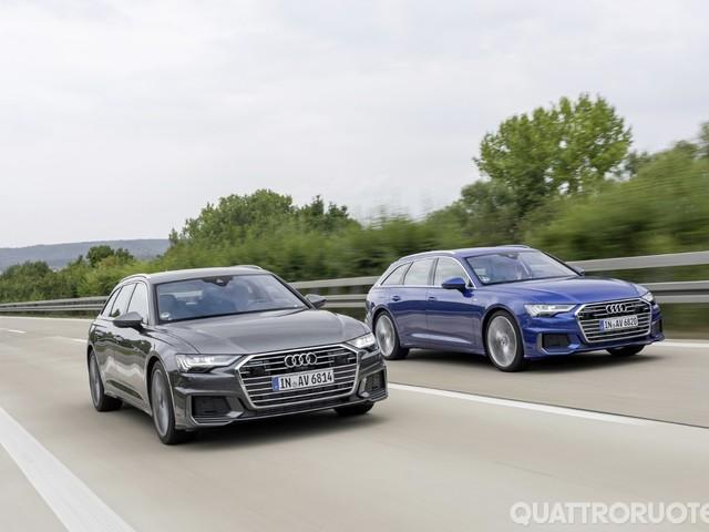 Audi - Novità in gamma per Q2, Q3 e A6