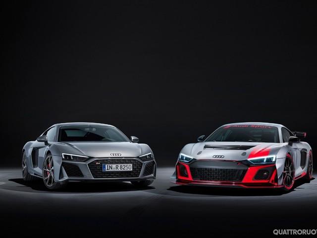 Audi R8 - Si aggiorna la variante a trazione posteriore